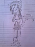 Charlene - Regular Show OC by xXSonnyTheCatXx