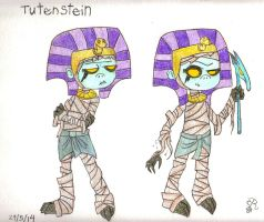 Tutenstein by Piddies0709