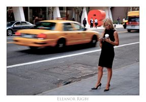 Eleanor Rigby by antonche