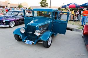 1932 Custom Ford Hotrod Truck by element321