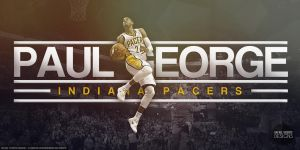 Paul George Dunk V.2 by RafaelVicenteDesigns