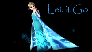 MMD Video:Let It Go by AmaneHatsura