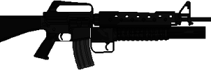 AR-15/SP1 by Hybrid55555