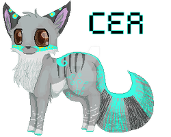 Gift: Cea by FreezingLeav
