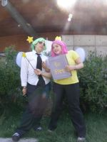 Cosmo and Wanda by Piripanda