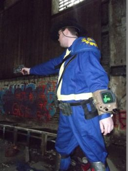Fallout Cosplay Foto Shoot by Alucard2005
