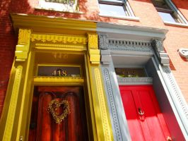 Doors of Pittsburgh 2 by Loralthea
