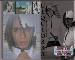 Me as Ulquiorra by kshinigami