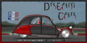 Dream car revisited by truemouse