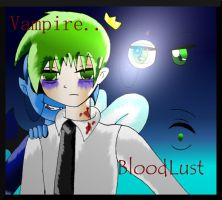 Vampire BloodLust by Martyna-Chan