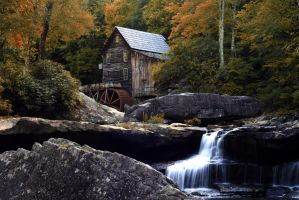Grist Mill by br949805