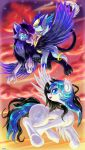 Commission: Blumagpie {Let Us Fly} by StarletNightwind