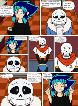 Chapter 7 - Page 8 by YenriStar