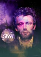 Michael Sheen illustration by turk1672