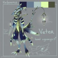 : Veter Ngaanga Adoptable (sold) : by dar-a
