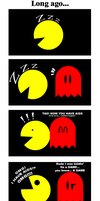 PACMAN COMIC by SynDuo