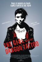 The Girl with the DRAGON TATTOO by Luciferbeck