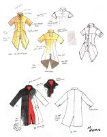 Coat Designs by mansarali