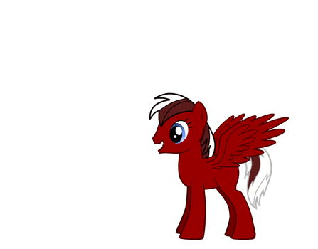 ME AS THEY PONI by ironman12