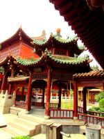 Zhaoxian China by OhioErieCanalGirl