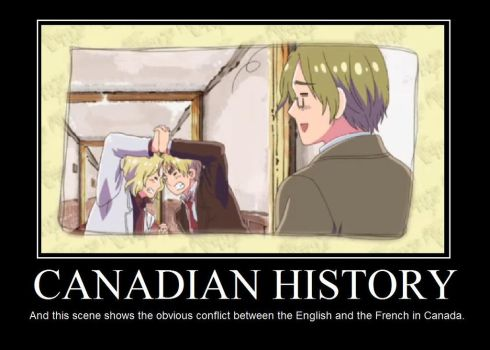 Hetalia- Canadian History by WarriorcatzluvMedi