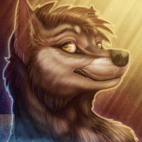 Icon Comish - Evening's Rays by TwilightSaint