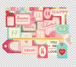Twitter Exclusive 8 - Valentine PNGs by Missesglass