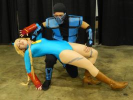Sub-Zero vs Cammy by JoelXero