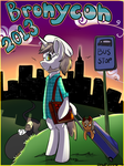 Bronycon or Bust by BlindCoyote