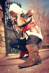 Assassin's Creed : Rise to Greatness by MySweetOblivion