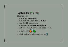 2000 PAGEVIEWS by gatekiller