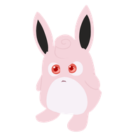 Wigglytuff from normal team, DragnSlayr by CleverConflict