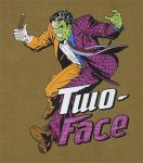 Harvey Dent as Two-Face by Shadowhawk27