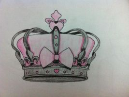 ... Pink Crown... by emogirl150