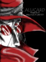 The Rape of Alucard's mouth by AnarchicQ