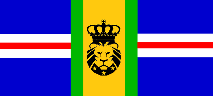 Flag of the South African Technate by wolfmoon25