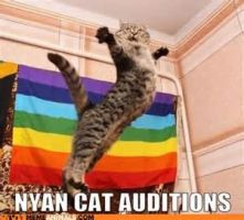 How Nyan Cat Was Created... by Candyboy123