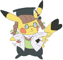 Expert Pikaqiu by Elfcoach