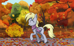 Autumn by MrScroup