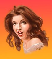 Kateylnn silly expression portrait 1 by dannykojima