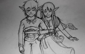 Zelink by RainbowOnHigh
