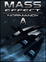 Mass Effect Normandy by calicoJill