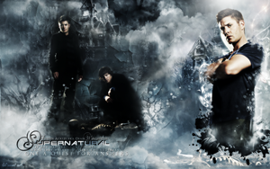 Dean Winchester Wall by LilSaintJA