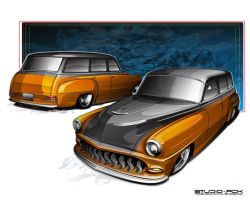 Desoto SRT-53 by flying-polock