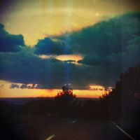 on the road.. by TreMenda