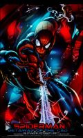 Spiderman by Bleyxer