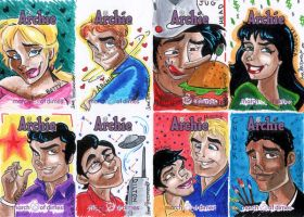 Archie Sketch Cards 1 by Anamated