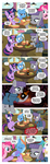 The Devil Maud Me Do It by PixelKitties