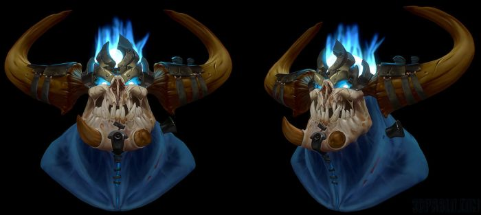 tooth wu 3d by pabgo