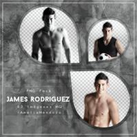 JAMES RODRIGUEZ PNG Pack #3 by LoveEm08